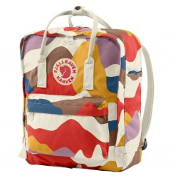Fjallraven Kanken Art Backpack Spring Landscape