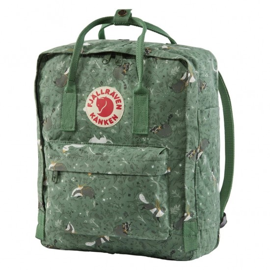 Fjallraven Kanken Art Bag Green Fable