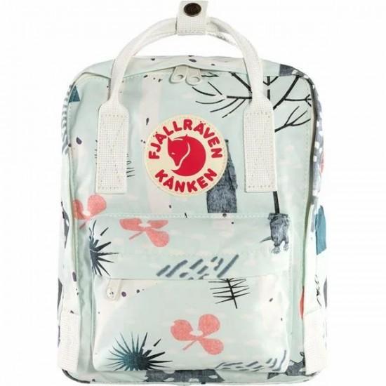 Fjallraven Kanken Art Mini Backpacks