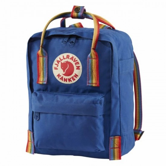 Fjallraven Kanken Rainbow Mini Bag