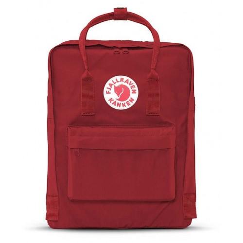 Fjallraven kanken Ox-Red backpack