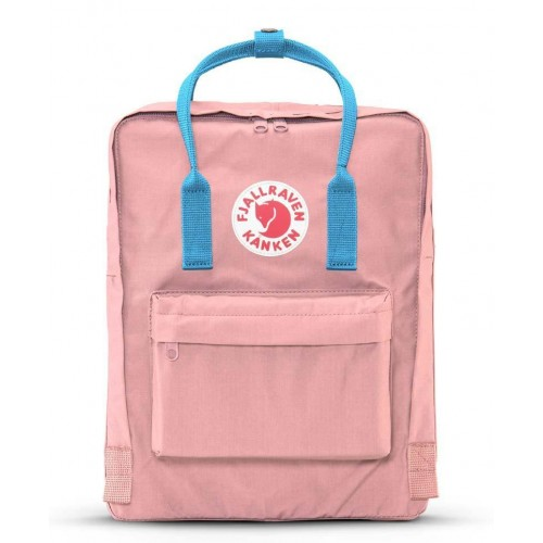 Kånken Pink-Air Blue backpack