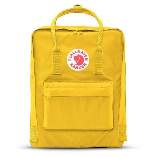 Kanken Warm Yellow Bag
