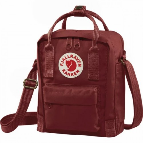 Kanken Sling OX Red Bag