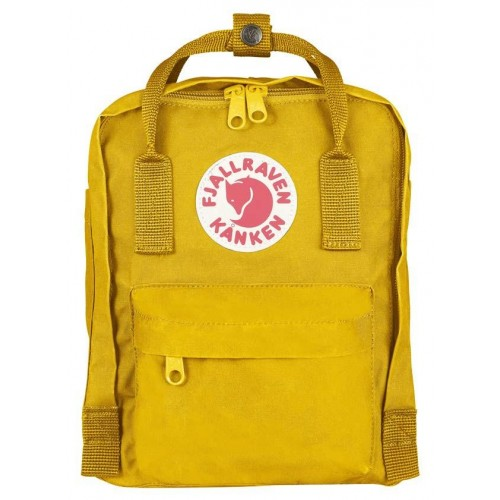 Fjallraven Kanken Kids Warm Yellow bags