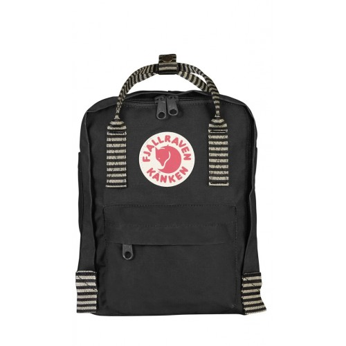 Kanken Mini Black-Striped