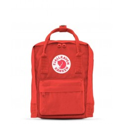 Kanken Mini Deep Red Bag