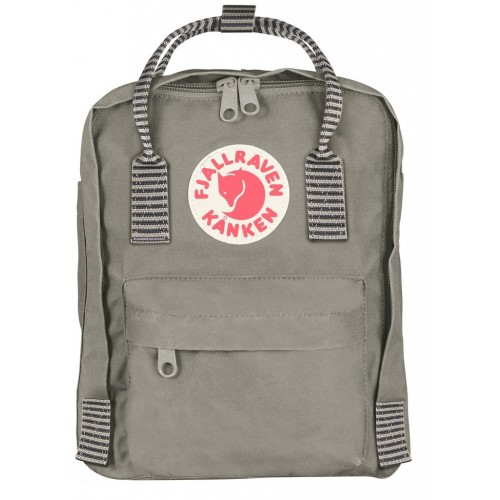 Kanken Mini Fog-Striped