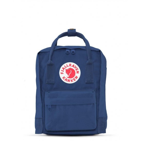 Kanken Mini Royal Blue Bag