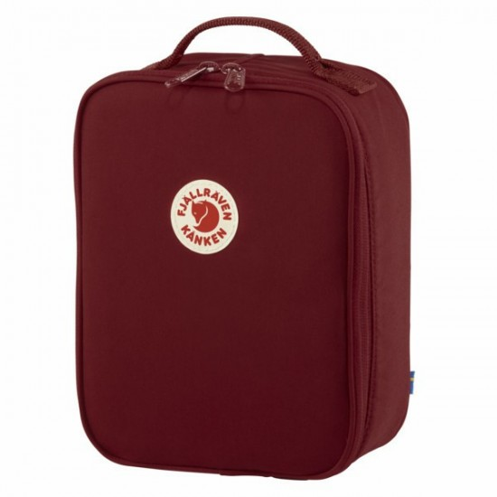 Kanken Mini Cooler Ox Red Bag
