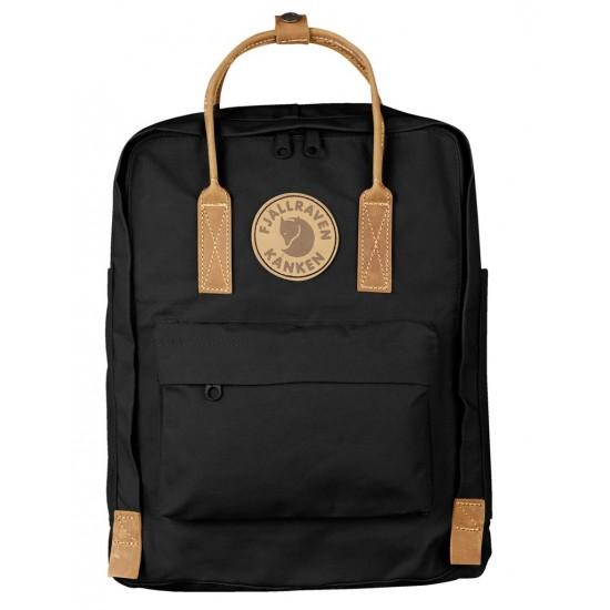 Fjallraven Kanken No.2 Backpacks Black