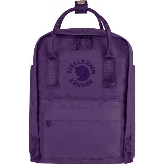 Fjallraven Re-Kanken Mini Backpacks