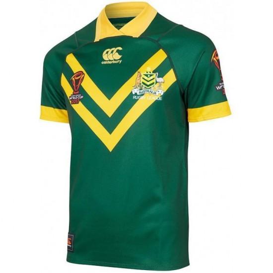 Kangaroos 2017 Men's  Pro World Cup Jersey