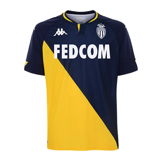 As Monaco 2020 2021 Away Jersey