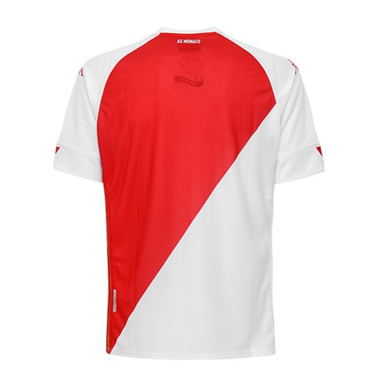 As Monaco 2020 2021 Home Jersey