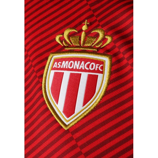 AS Monaco 2018-19 Home Shirt