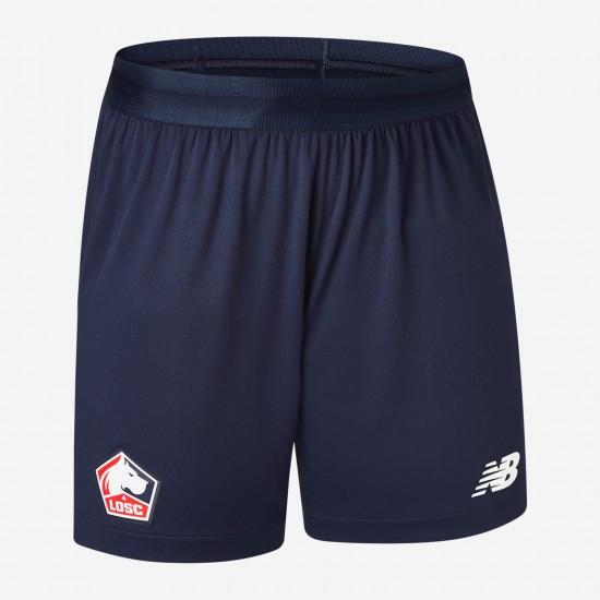 Lille OSC Home Shorts 2020 2021