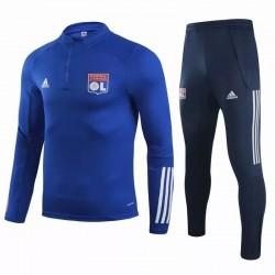 Olympique Lyonnais Training Soccer Tracksuit 2020 2021