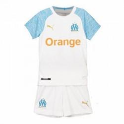 Olympique de Marseille Home Kit 2018/19 - Kids