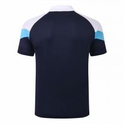 Olympique de Marseille Navy Polo Shirt 2020