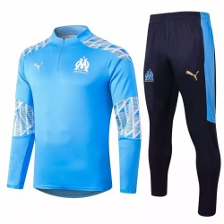 Olympique Marseille 2020 Training Technical Soccer Tracksuit