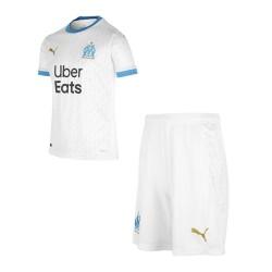 Olympique de Marseille Home Kids Kit 2020