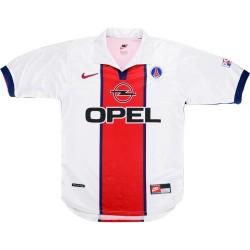 1998-99 Paris Saint-Germain Away Jersey