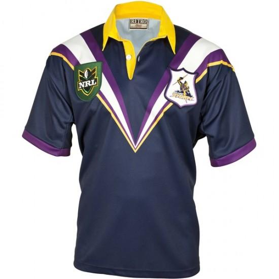Melbourne Storm 1998 Retro Jersey
