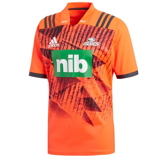 Blues 2018 Super Rugby Training Jersey