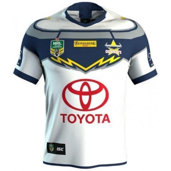 North Queensland Cowboys 2018 Men's Away Jersey