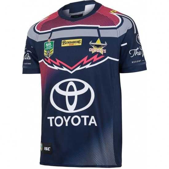 North Queensland Cowboys 2018 Adults 'WIL' Jersey