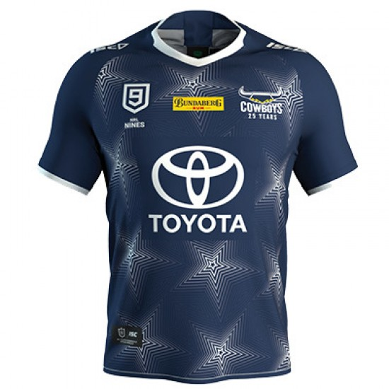 North Queensland Cowboys 2020 Men's 9S Jersey