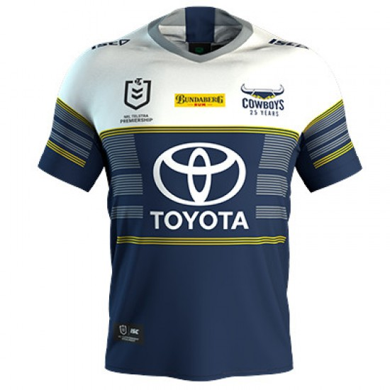 Sales North Queensland Cowboys 2020 Men's Away Jersey Up To 50% Off