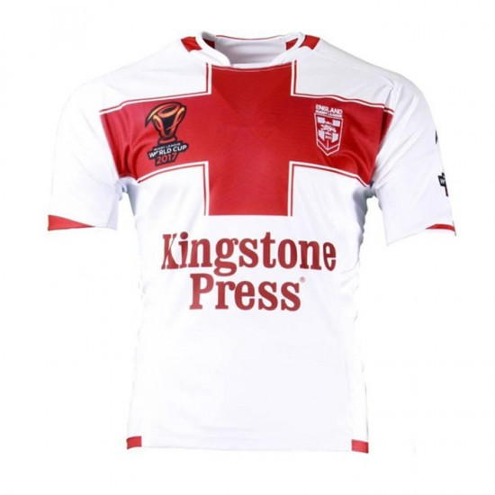 England MEN'S 2017 World Cup Rugby Jersey