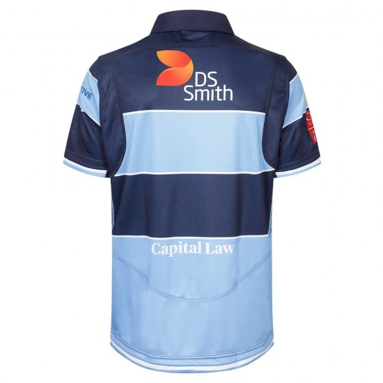 Cardiff Blues Home Jersey Adult 18/19