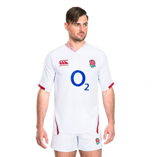 England Rugby 2019 2020 Home Jersey