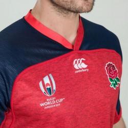 England Rugby RWC 2019 VapoDri Alternate Pro Jersey
