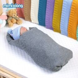 Mimixiong Baby Knitted Blankets 82W249