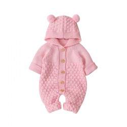Mimixiong Baby Knitted Romper 82W563