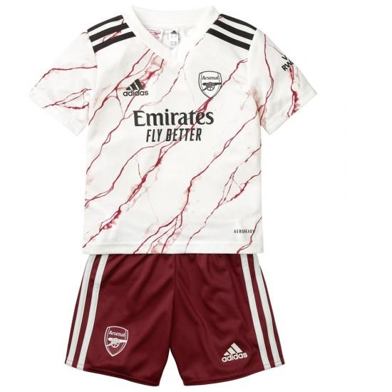 Arsenal Away Kids Kit 2020 2021