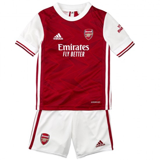Arsenal Home Kids Kit 2020 2021