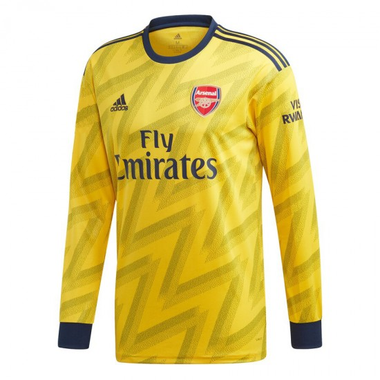 Arsenal Adult 19/20 Away Long Sleeve Shirt