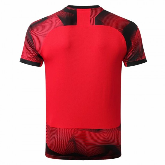 Arsenal Training Jersey Red 18/19