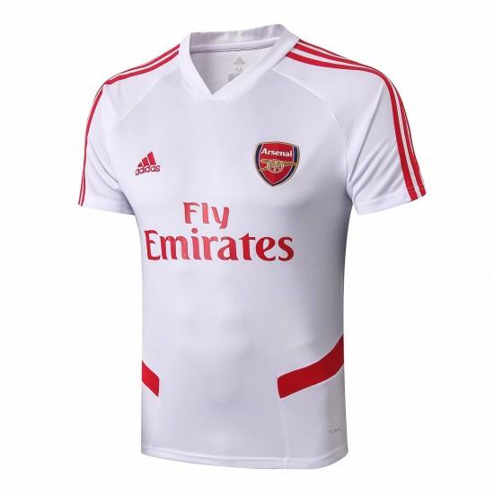 Arsenal White 19/20 Training Shirt