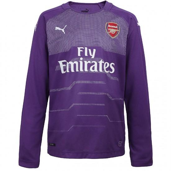 Arsenal Long Sleeve Goalkeeper Jersey 2018/19