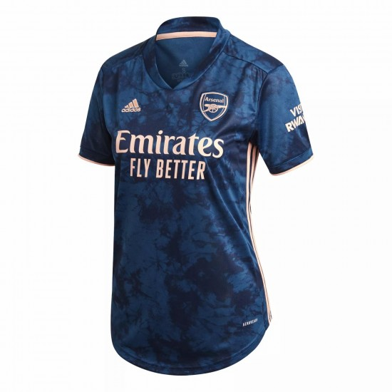 Arsenal Third Jersey Womens 2020 2021