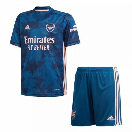 Arsenal Third Kids Kit 2020 2021