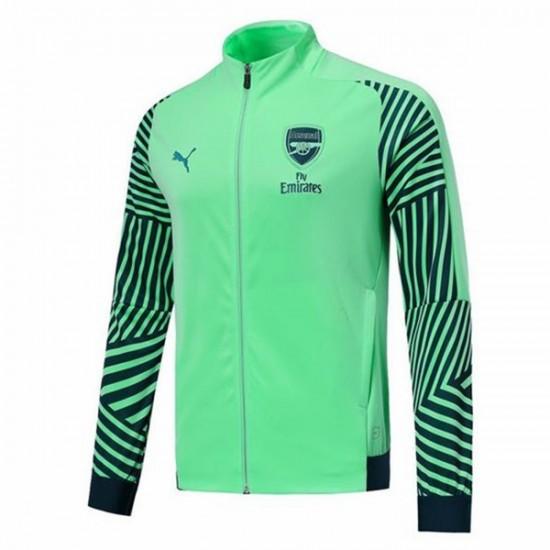 Arsenal Green Jacket 2018/19