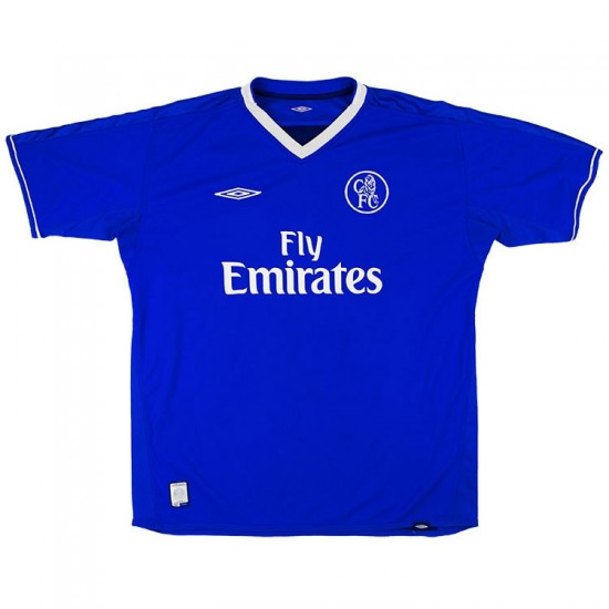 Chelsea Home Jersey 2003-05