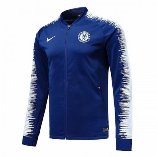 Chelsea Anthem Blue Jacket